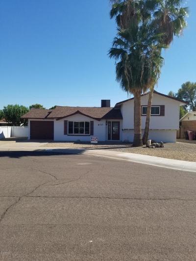 Scottsdale Single Family Home For Sale: 8707 E Valley Vista Drive