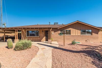 Scottsdale AZ Single Family Home For Sale: $405,000