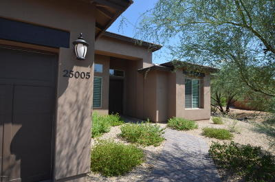 Maricopa County, Pinal County Single Family Home For Sale: 25005 N Puma Circle