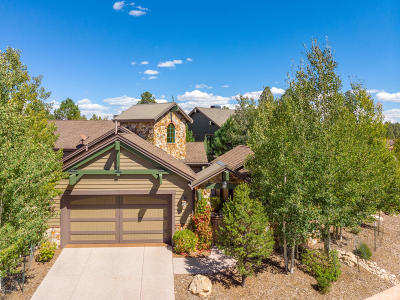 Flagstaff Condo/Townhouse For Sale: 1515 E Castle Hills Drive