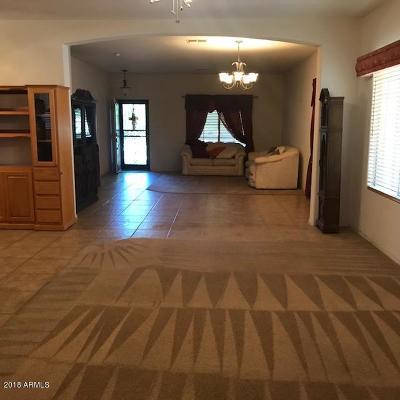 Goodyear Single Family Home For Sale: 17483 W Watkins Street