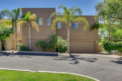 Phoenix Single Family Home For Sale: 3053 E Claremont Avenue