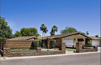 Phoenix Single Family Home For Sale: 7603 N Central Avenue