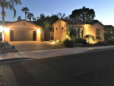 Scottsdale AZ Single Family Home For Sale: $889,900