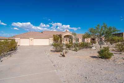 Goodyear AZ Single Family Home For Sale: $599,900