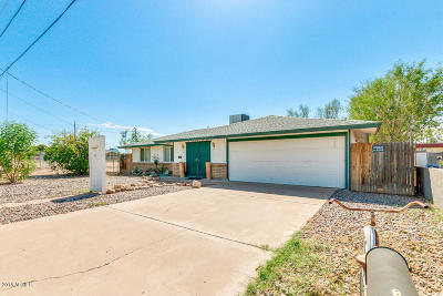 Tempe Single Family Home For Sale: 2515 E McArthur Drive
