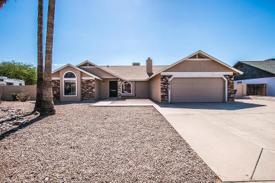 Mesa AZ Single Family Home For Sale: $285,000