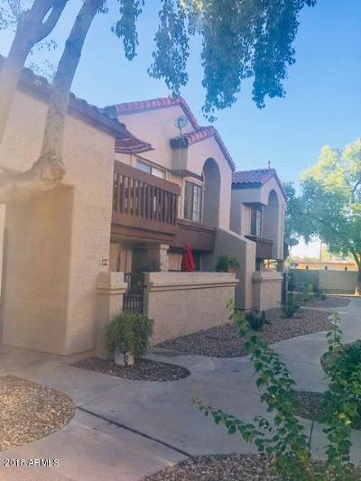 Mesa AZ Condo/Townhouse For Sale: $149,000