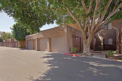 Condo/Townhouse For Sale: 835 N Granite Reef Road #1