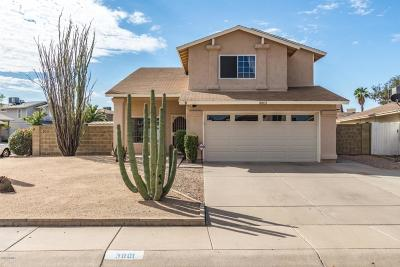 Glendale AZ Single Family Home For Sale: $269,999