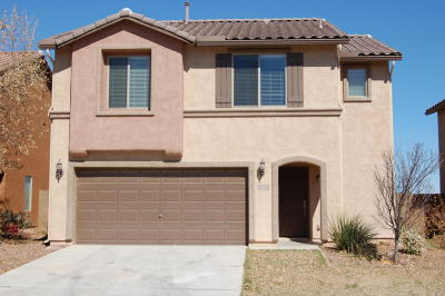 Florence Single Family Home For Sale: 8084 W Georgetown Way