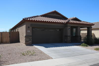 Maricopa Single Family Home For Sale: 41109 W Somers Drive