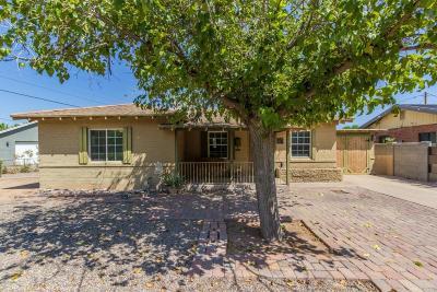 Phoenix Single Family Home For Sale: 3031 N Randolph Road