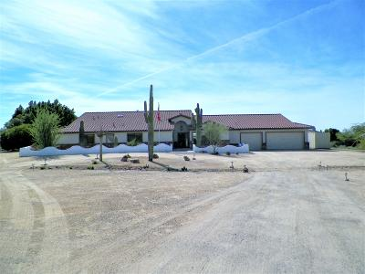Mesa Single Family Home For Sale: 8507 E Mallory Street