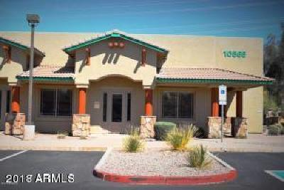 Scottsdale Commercial Lease For Lease: 10565 N 114th Street #107