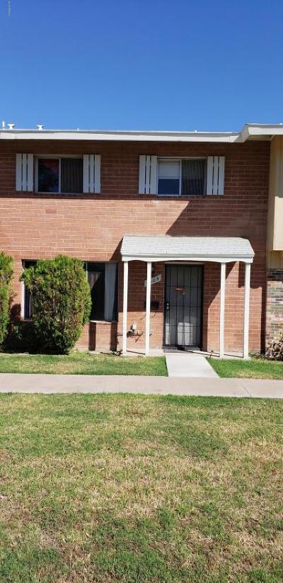 Tempe  Condo/Townhouse For Sale: 4605 S Mill Avenue