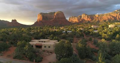 Sedona Single Family Home UCB (Under Contract-Backups): 75 Pinon Valley Drive