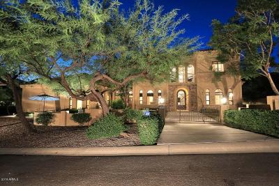 Fountain Hills Single Family Home For Sale: 15835 N Eagles Nest Drive