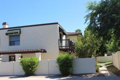 Condo/Townhouse For Sale: 4805 E Euclid Avenue #2