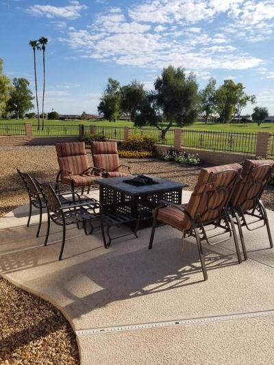 Sun City West Rental For Rent: 17819 N Buntline Drive