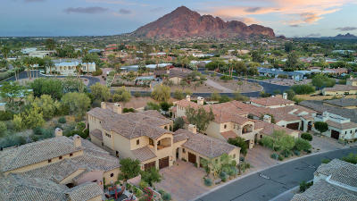 Paradise Valley Single Family Home For Sale: 6635 N 39th Way