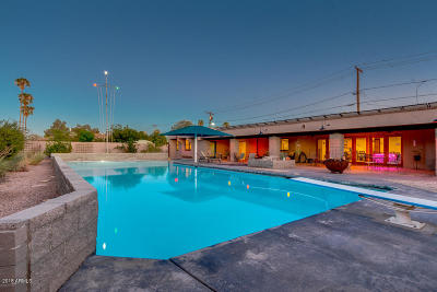 Phoenix Single Family Home For Sale: 3355 N 17th Avenue