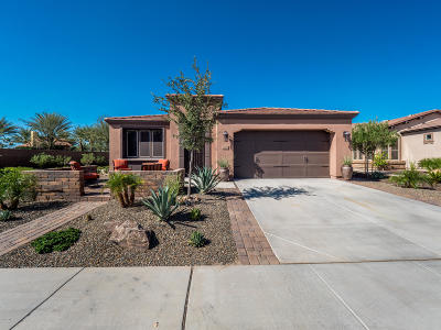 San Tan Valley Single Family Home For Sale: 36818 N Stoneware Drive