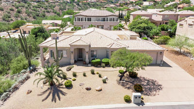 Fountain Hills Multi Family Home For Sale: 12804 Mountainside Drive #1A&2B