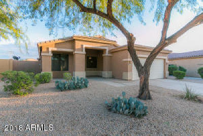 Goodyear Single Family Home For Sale: 17509 W Hope Drive