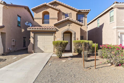 Laveen Single Family Home For Sale: 6442 W Valencia Drive