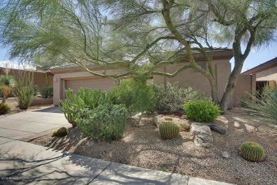 Single Family Home For Sale: 6811 E Eagle Feather Road