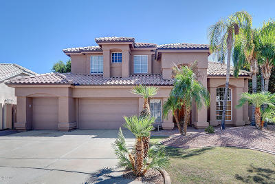 Glendale AZ Single Family Home For Sale: $450,000