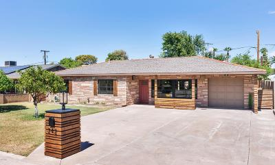 Phoenix Single Family Home For Sale: 342 E Belmont Avenue