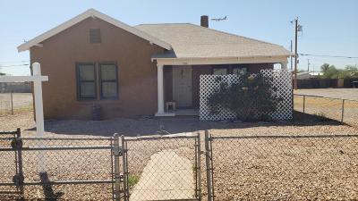 Phoenix Single Family Home For Sale: 1325 E Jefferson Street