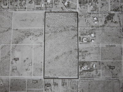 Chandler Heights Ranches, Chandler Heights Ranches #2, Chandler Heights Ranches #3, Chandler Heights Ranches 2 Lot 323, Chandler Heights Ranches 3, Chandler Heights Ranches E 1/2, Chandler Heights Ranches Lot 3, Chandler Heights Ranches Unit 1, Chandler Heights Ranches Unit 3 Residential Lots & Land For Sale: W Silverdale Road
