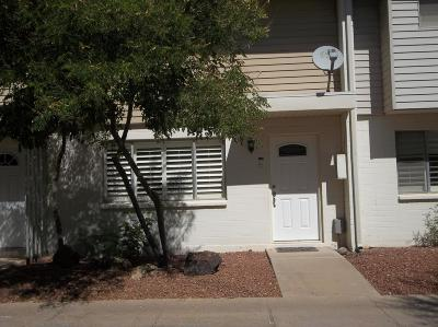 Scottsdale Condo/Townhouse For Sale: 8220 E Garfield Street #M16
