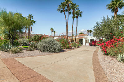 Paradise Valley Single Family Home For Sale: 6151 N Yucca Road