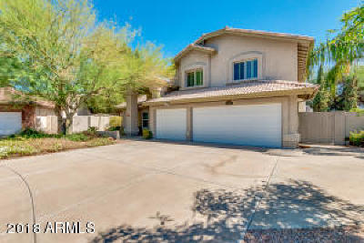 Tempe Single Family Home For Sale: 2041 E Lodge Drive