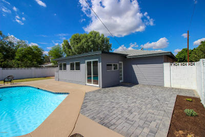 Phoenix Single Family Home For Sale: 2243 E Montecito Avenue