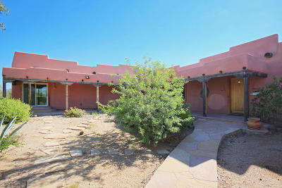 Cave Creek Single Family Home For Sale: 5511 E El Sendero Drive