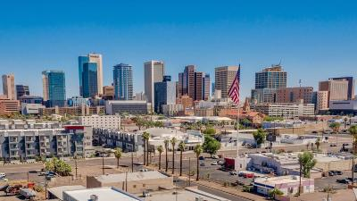 Phoenix Multi Family Home For Sale: 813 11th Avenue