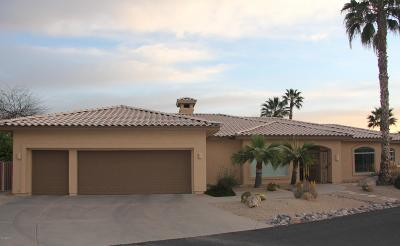 Rio Verde Single Family Home For Sale: 18914 E McDowell Mountain Drive