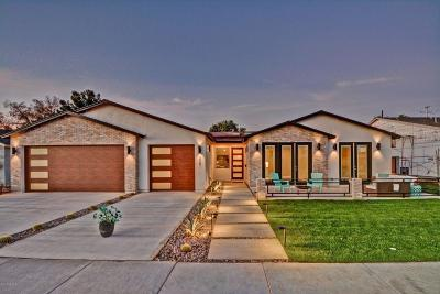 Scottsdale Single Family Home For Sale: 4301 N 68th Place