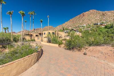 Phoenix Single Family Home For Sale: 5320 E Rockridge Road