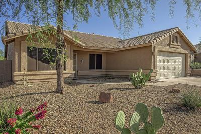 Goodyear Single Family Home For Sale: 11307 S Hopi Street