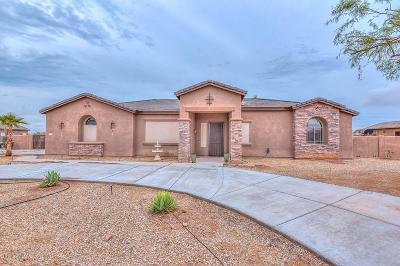 Wittmann Single Family Home For Sale: 22717 W Sierra Ridge Way