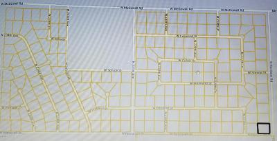 Buckeye Residential Lots & Land For Sale: 22702 W Roosevelt Street
