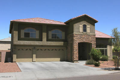 Phoenix Single Family Home For Sale: 2408 W Fetlock Trail