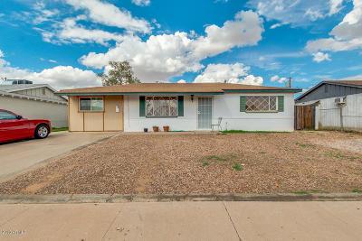 Phoenix Single Family Home For Sale: 3328 W Corrine Drive