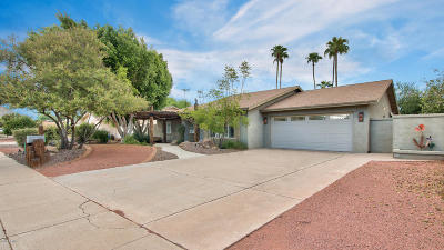Phoenix Single Family Home For Sale: 2710 E Yucca Street